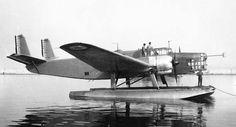 SNCAC NC.410 (1939) torpedo bomber prototype