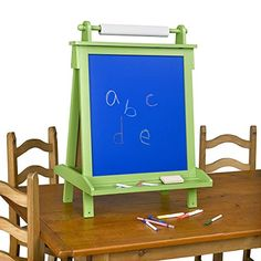 Little Partners Deluxe Art Easel (Green Apple) – Two Sided A-Frame Paint Easel, Chalk Board & Magnetic Dry Erase – w/ Storage, Supply Holder & Paper Feed – Art Station & Educational Tool for Toddlers  http://www.bestdealstoys.com/little-partners-deluxe-art-easel-green-apple-two-sided-a-frame-paint-easel-chalk-board-magnetic-dry-erase-w-storage-supply-holder-paper-feed-art-station-educational-tool-f/