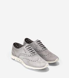Women's Shoes / Oxfords / ZeroGrand Oxford