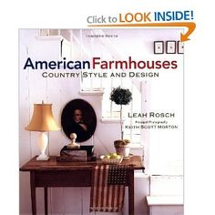$23.10 - American Farmhouses: Country Style and Design.