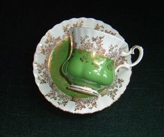 Royal Albert Regal Series teacup   vintage Royal by NewtoUVintage, $15.99