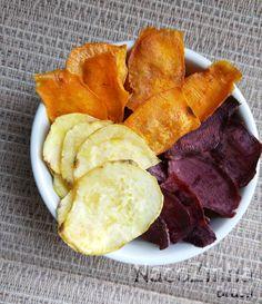 chips-de-batata-doce-colorida