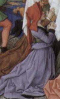 Meister des Jouvenel des Ursins 001 detail 2 - 1400–1500 in European fashion - Wikipedia, the free encyclopedia