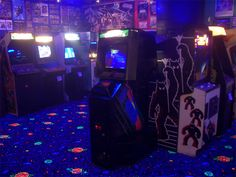 Retro Thing: The 8 Best Arcade Games of 1981 Wii, Arcade Room, New Retro Wave, Vintage Video Games, Retro Arcade, 8 Bit, Vaporwave, Pinball, Arcade Games