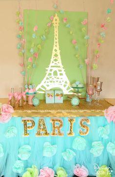 DIY Springtime in Paris MichaelsMakers @designdazzle
