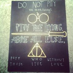 Harry Potter canvas art made by me Harry Potter Canvas, Harry Potter Painting, Harry Potter Quotes, Harry Potter Fan Art, Canvas Art Quotes, Fun Easy Crafts, Hogwarts, Artsy, Crafty