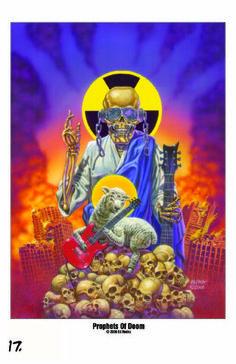 Megadeth - Ed Repka