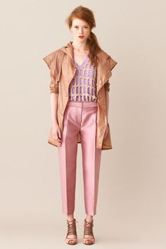 Something about this is just utterly perfect (J.Crew Spring 2011 RTW)