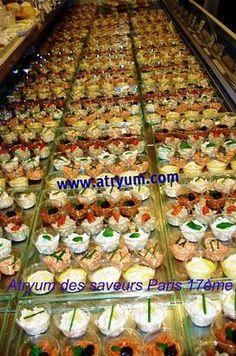 Création de verrines aux saveurs naturelles selon vos envies de gastronomie