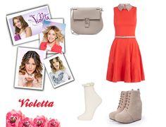 Tenue 4 Violetta