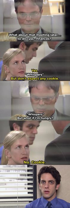 The Office Dwight, The Office Show, Angela The Office, Dwight And Angela, Angela Martin, Nbc 10, Office Jokes, Jamie Mcguire, Drummer Boy
