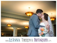 Coral and Mint Wedding | Classic Wedding | Timeless Wedding | Augusta Jones Bride | Seaview Marriot | Atlantic City Wedding | First Dance Songs | Large Wedding Party Photos | Bride and Groom Portraits