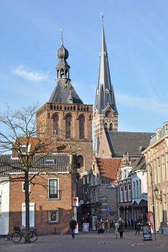 Varkensmarkt, Culemborg, Gelderland.