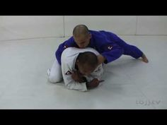 Turtle guard sweep / counter from Tinguinha