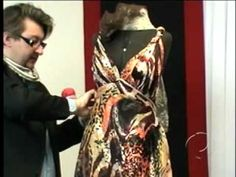 MOULAGE VESTIDO ESTAMPADO COM RENDA BLOCO 3 - YouTube