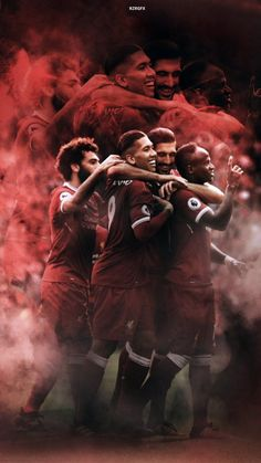 Liverpool Anfield, Liverpool Football Club, Lfc Wallpaper, Time Do Brasil, Red Day, English Premier League, Soccer Players, You Fitness, Cristiano Ronaldo
