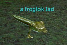 EverQuest a froglok tad