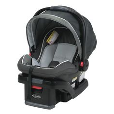 Graco SnugRide Snuglock 35 Infant Car Seat Baby Ames 2048586 Rear Facing Base for sale online Baby Transport, Baby List, Travel System, Baby Essentials, Tandem, Baby Gear, Baby Car Seats, Snug, Automobile