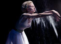 Ballet by Tatiana Mikhina, via Behance