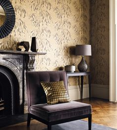 Willow Song Wallpaper by Zoffany | Jane Clayton GBP80 per roll, extra wide