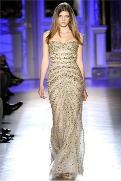 Zuhair Murad Haute Couture Spring Summer 2012 collection
