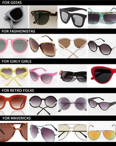 2f83288d0a4 Summer sunglasses for geeks