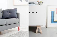 Ikea Individualisierungen #2: Schöne Möbelfüße von Prettypegs - unhyped.