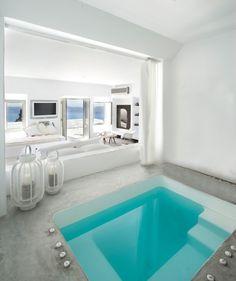 Grace Suite with Plunge Pool - Grace Santorini Hotel