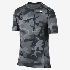 Nike Pro Hypercool Fitted Men's Shirt. Nike.com UK