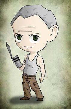 #TheWalkingDead #Merle