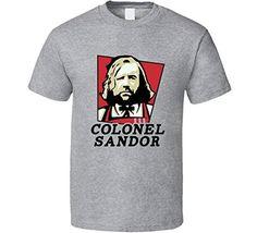 CarGeekTees.com Sandor Clegane Game of Thrones GOT Parody T Shirt XL Sport Grey