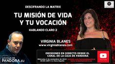 TU MISIÓN DE VIDA Y TU VOCACIÓN por Virginia Blanes