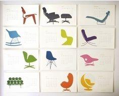 Own an original Iconic Chair! A Mies Van de Rohe Barcelona, Le Corbusier Chaise, or an Eames Recliner