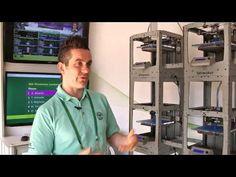 The IBM Kiosk -- 3D Printing to Wimbledon Souvenir
