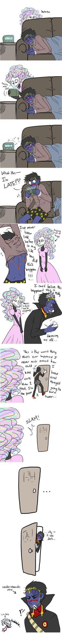 Her Favorite Prank by NEOmi-triX on DeviantArt