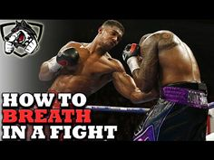 How to Breathe Properly in a Fight: Breathing Techniques for Fighters Boxing Techniques, Fight Techniques, Martial Arts Techniques, Self Defense Techniques, Breathing Techniques, Wing Chun Training, Muay Thai Training, Boxing Training, Boxing Workout
