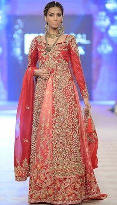 Nickie Nina Rumi to Raj Collection 2015 #Pakistani Brides #couture