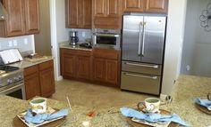 Our gorgeous kitchen!