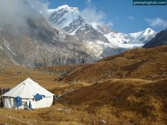 Eco Tents Himalaya | #india #tent #awesome #glampinghub