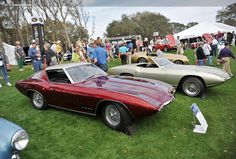 1963 Shelby Cougar II Concept #car