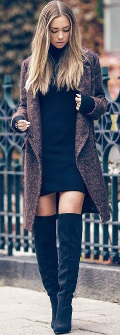 45 Cozy Winter Outfit Ideas For Women