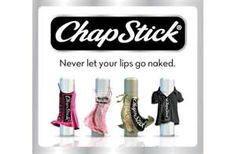 Chap Stick - Can't live without it!