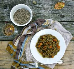 """Pardina Lentils: simplelivingeating.com My Favorite Adaptations from """"Around my French Table"""" Adieu French Fridays with Dorie http://www.simplelivingeating.com/…/my-favorite-adaptations… #frenchrecipes #doriegreenspan"""
