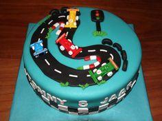 1 jaar taart jongen auto - Google zoeken