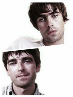 The Gallagher brothers Lennon Gallagher, Noel Gallagher, Oasis Live Forever, Liam Oasis, Oasis Album, Oasis Band, Liam And Noel, El Rock And Roll, Britpop
