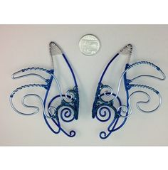 Fairy Ear Cuffs - Elementals Collection: Water