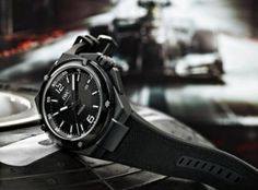 IWC Ingeneieur Automatic AMG Black Series Ceramic watch