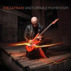 CD Review: Joe Satriani – Unstoppable Momentum