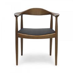 Silla Estilo Hans J Wegner - Cult Furniture