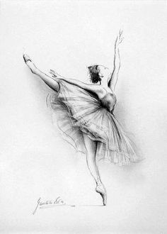 Ballerina drawing original pencil drawing x 8 on white paper of by ballerina drawing simple . Ballerina Drawing, Dancer Drawing, Ballet Drawings, Dancing Drawings, Drawings Of Ballerinas, Ballerina Tattoo, Amazing Drawings, Cute Drawings, Drawing Sketches